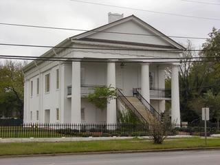 Photograph of the Robert Mills courthouse in Camden, SC