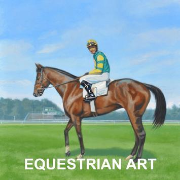Equine and Equestrian portraits by Claude Buckley