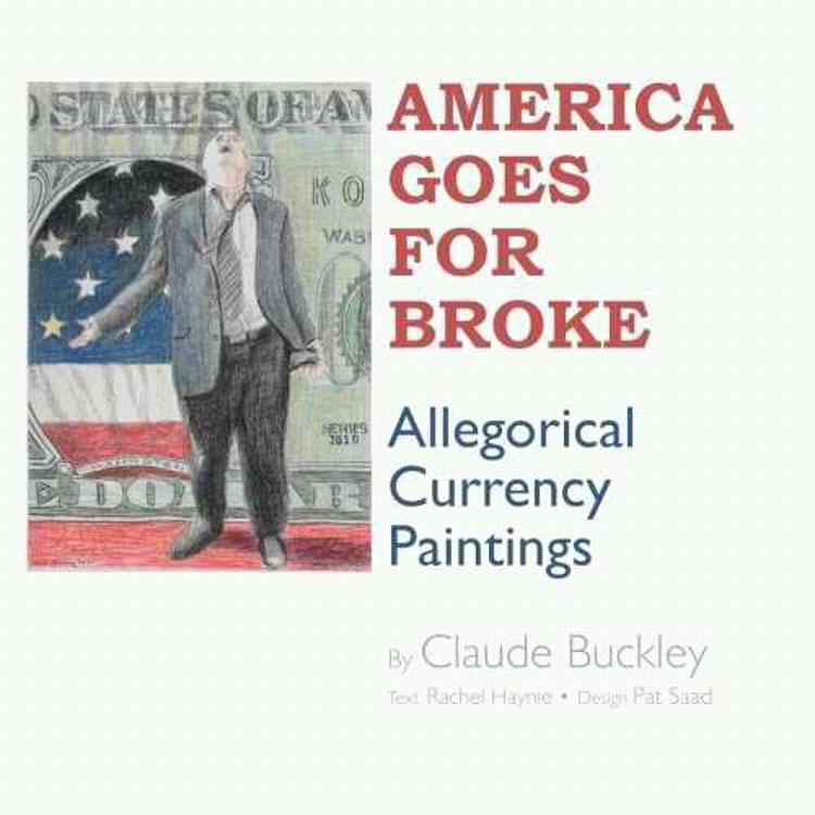 Button link to a book about Claude Buckley on amazon.com